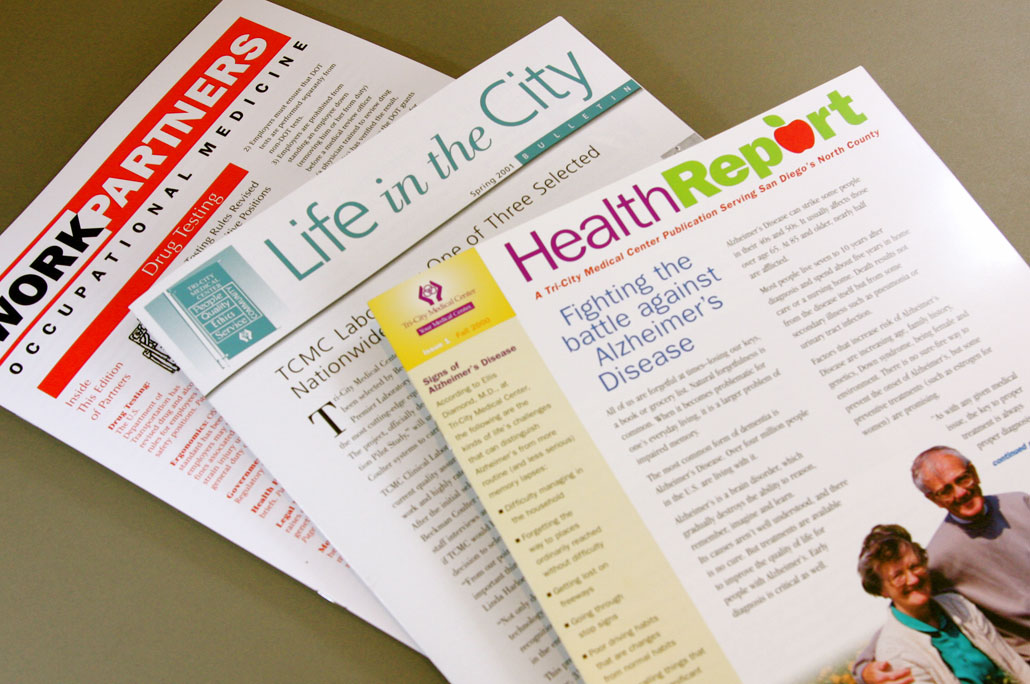 TriCity Medical Newsletters