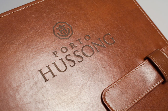 Porto Hussong Real Estate Identity